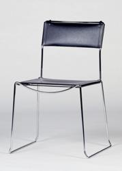 stuhl leder schwarz m belideen. Black Bedroom Furniture Sets. Home Design Ideas